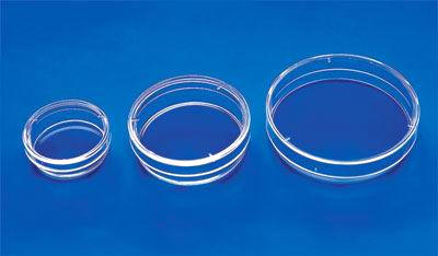 Petri Dish 100*15 mm, 20/bag, 500/cs, sterile.